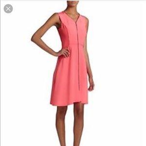 Elie Tahari Dorothy color block dress